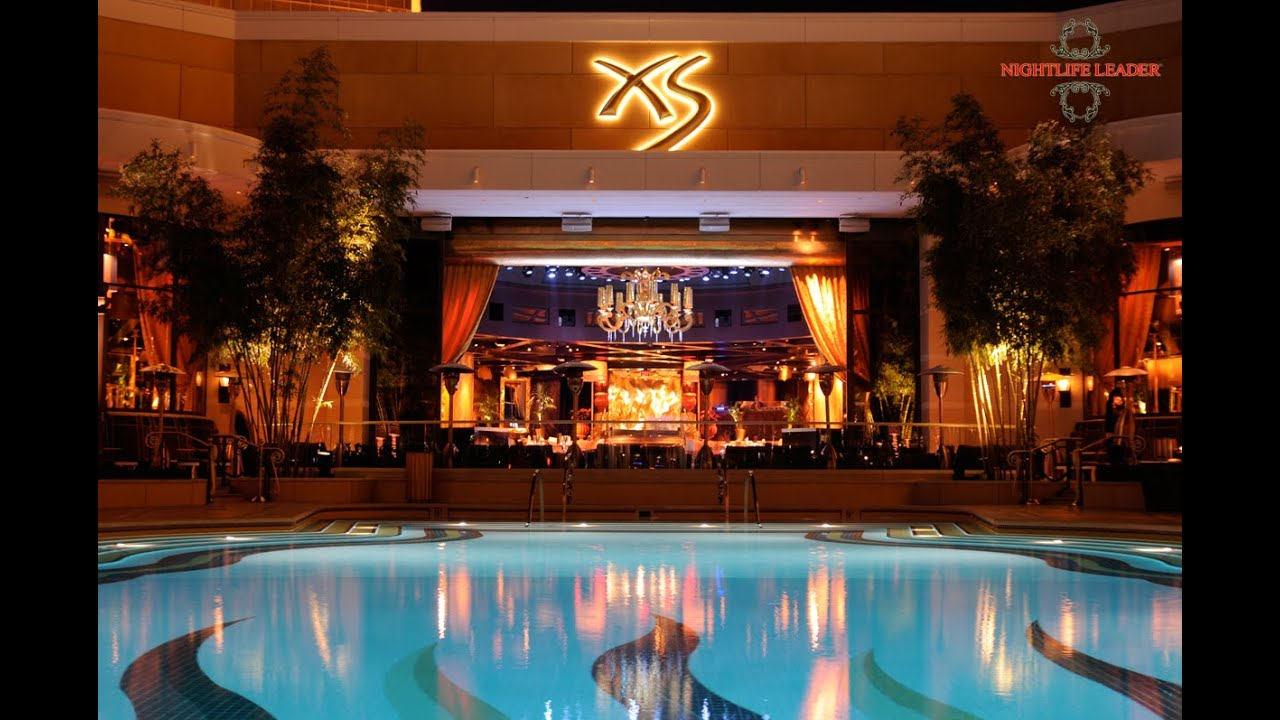 Xedd At Xs Nightclub At Encore Las Vegas Hotel And Resort