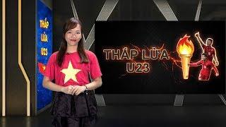 Thắp lửa U23 Việt Nam - Số 10: Nguyễn Văn Quyết - Bản lĩnh của một người đội trưởng | VFF Channel