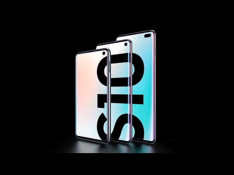 Samsung Galaxy S10 Unboxing Review (AT&T)