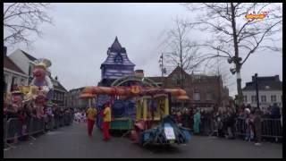 Optocht Kaaiendonk (Oosterhout) - Dinsdag 2017