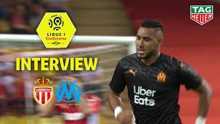 Interview de fin de match :AS Monaco - Olympique de Marseille (3-4) / 2019-20