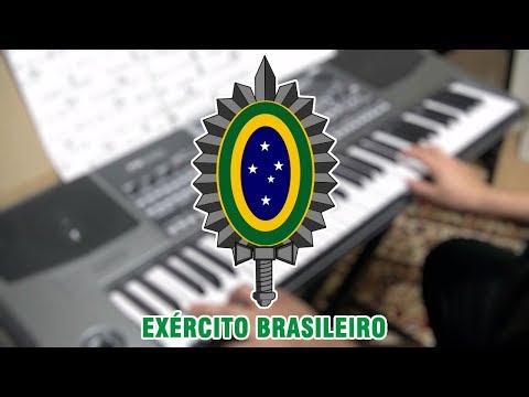CANÇÃO DO EXÉRCITO BRASILEIRO - ( CAPITÃO CAÇULO DE MELO )