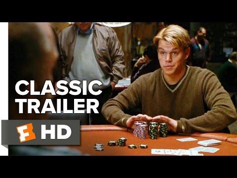 Rounders 1998   1  Matt Damon Movie