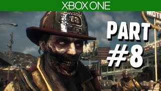 Dead Rising 3 Walkthrough Part 8 - Chapter 3 - Zombie Porn Film? (XBOX ONE Gameplay)