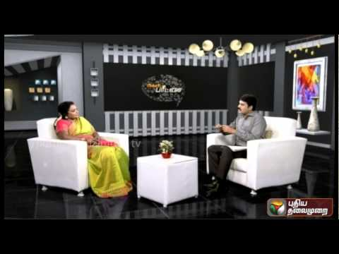 Tamilisai Soundararajan(Tamil Nadu BJP President) in Agni Paritchai Promo (22-11-2014)