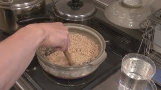 玄米の恩恵を最大限に受けられる炊き方