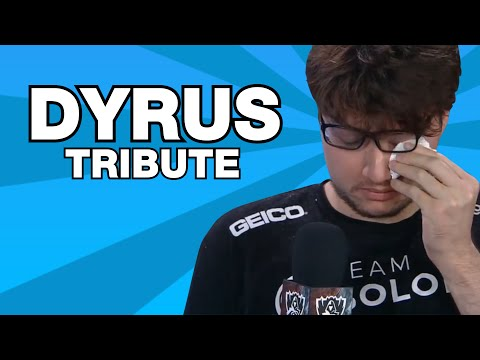 Best of Dyrus | Once a Legend, Always a Legend (Tribute)