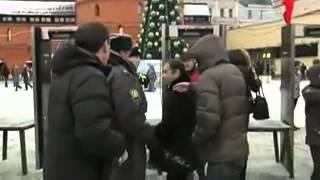 Как я ездил в Москву митинги
