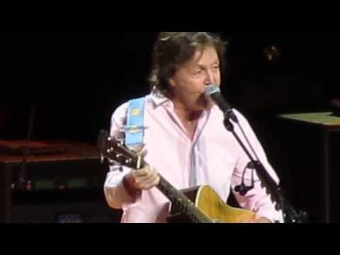 Paul McCartney - Lubbock,TX 10/02/2014
