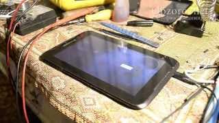 видео Hard Reset для планшета Explay Hit 3G