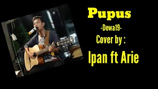 Pupus dewa19 cover by ipan ft arie live in kongdjie caffe lubuklinggau