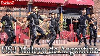 [USJ] 超絶イケメン集団のドラム&ダンスパフォーマンス「マレヴォ・デ・アルゼンチーナ」