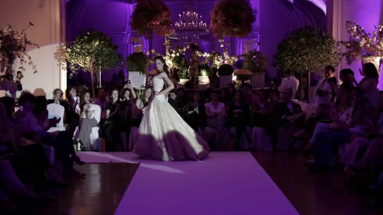 diseos de boda de alta costura de beatriz lvaro en el ritz