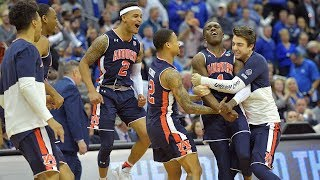 This is Auburn's winding road to the Final Four