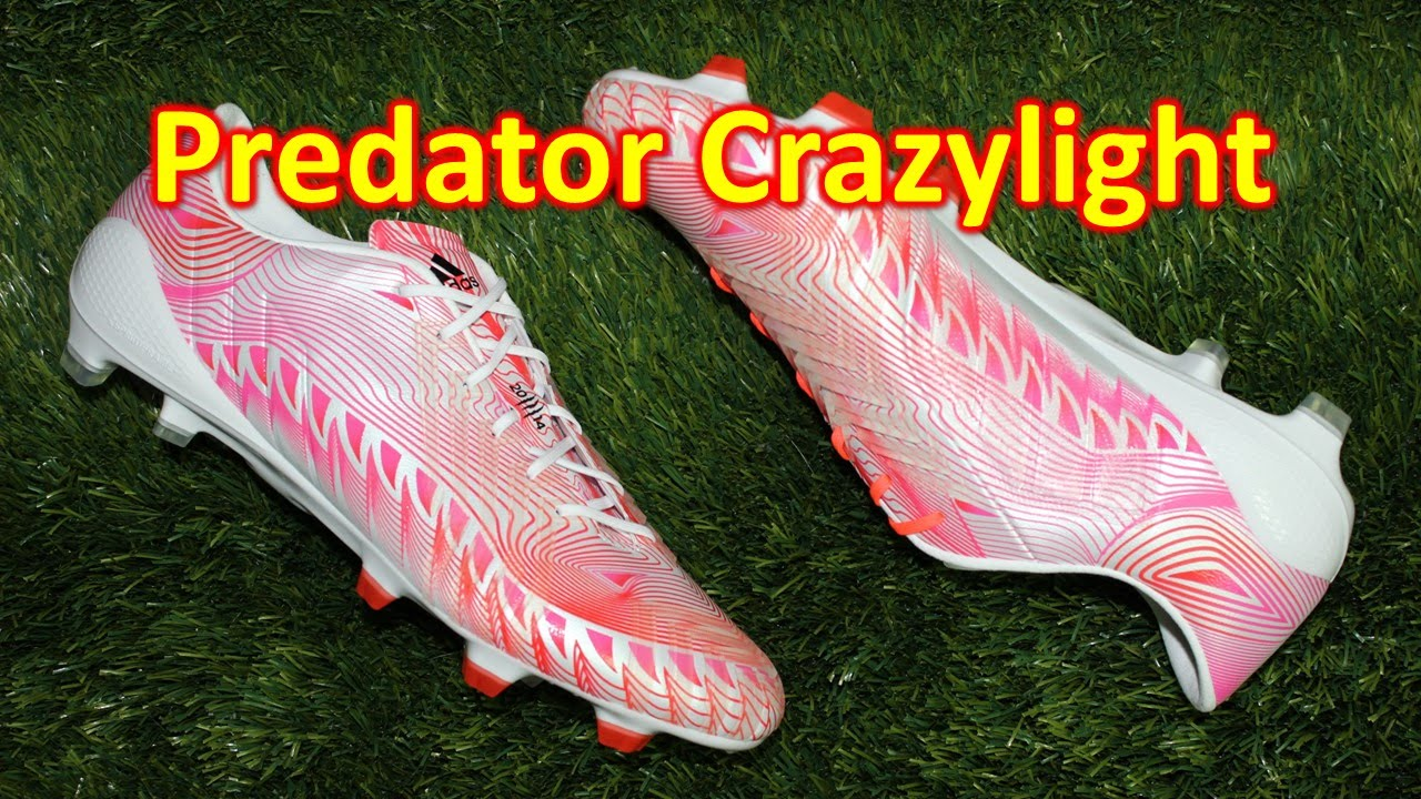 Adidas Predator Instinct CrazyLight