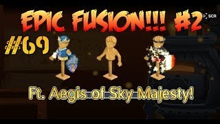 Knights and Dragons #69 - [APRIL FOOLS] EPIC FUSION FRENZY ft. Aegis of Sky Majesty!!!