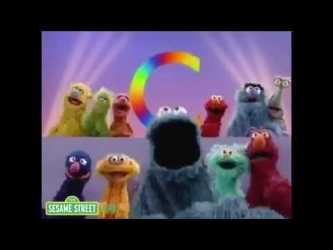 Sesame Street: C is for Cookie #2 with Cookie Monster (Live at the Villains' Christmas Party)