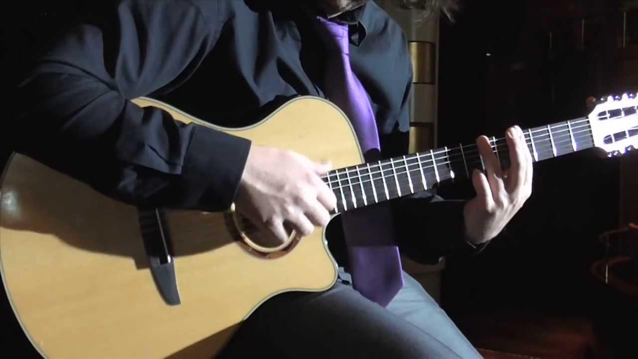 Phantom Of The Opera On Classical Guitar Youtube