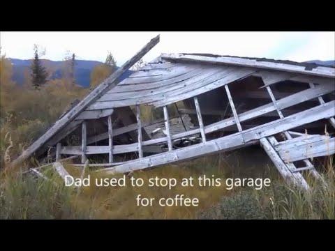 Sights along the Turnagain Arm Alaska