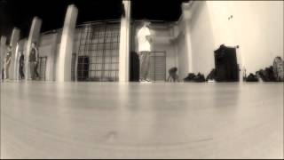 MOKO LILS -  POPPING TRAINING 2014  :) TEST GO PRO
