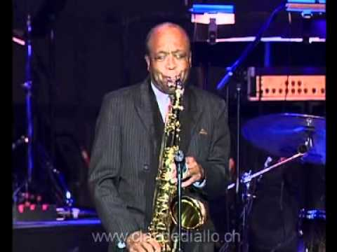 Claude Diallo with Andy McGhee :: Cotton Tail