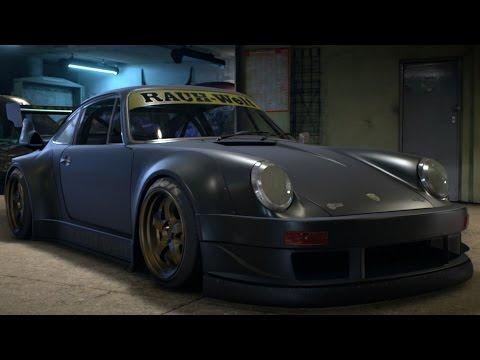 Nakai's Porsche 911 Carrera RSR 2.8 1973 - Need For Speed 2016 - Test Drive Gameplay (HD) [1080p]