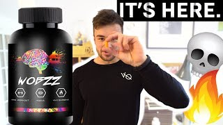 RELEASING MY OWN PREWORKOUT (Wobzz) The craziest pre?