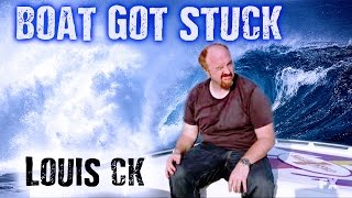 Louis CK - So I went Sailing with the kids..