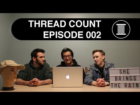 Fashion News (Adidas, Cav Empt, A Cold Wall)   THREAD COUNT 002
