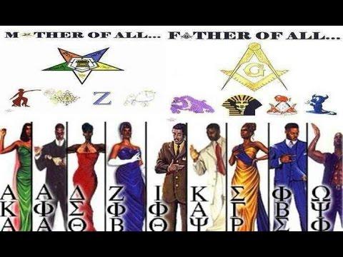 Order of the Eastern Star, Prince Hall Freemasonry, Black Greeks of God?