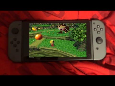 Pacman World 2 On Nintendo Switch!!!