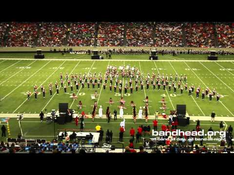 Winston Salem State Univ. Marching Band (2011) - Honda Battle of the Bands