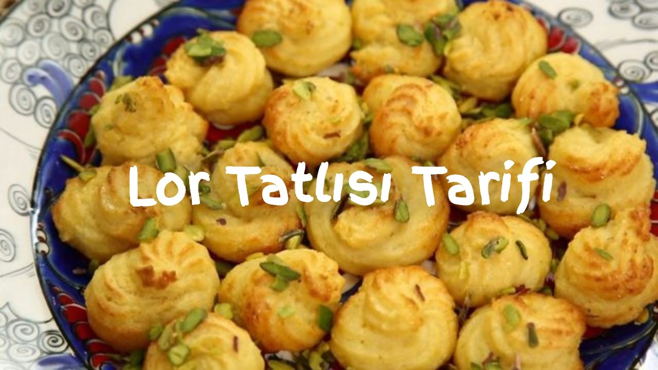 Lor Tatlısı Tarifi Videosu