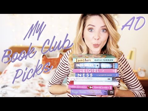 My Book Clubs Picks | Zoella