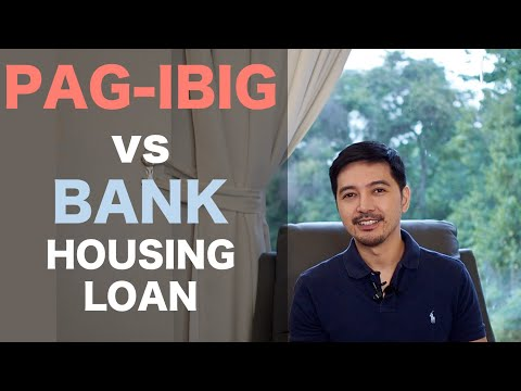 Pag-IBIG vs Bank Housing Loan : Which is the better housing loan?