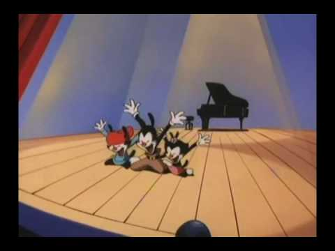Animaniacs Piano Rag (English)
