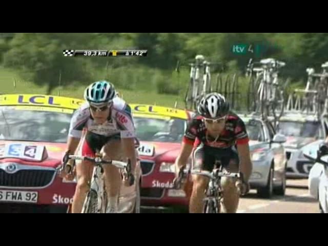 Cycling Tour de France 2010 Part 3