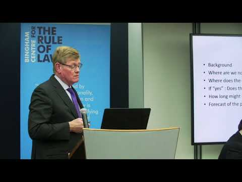 Long version - the effect of Brexit on the Fight against economic crimes