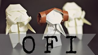 Origami First Impressions | Princess Leia