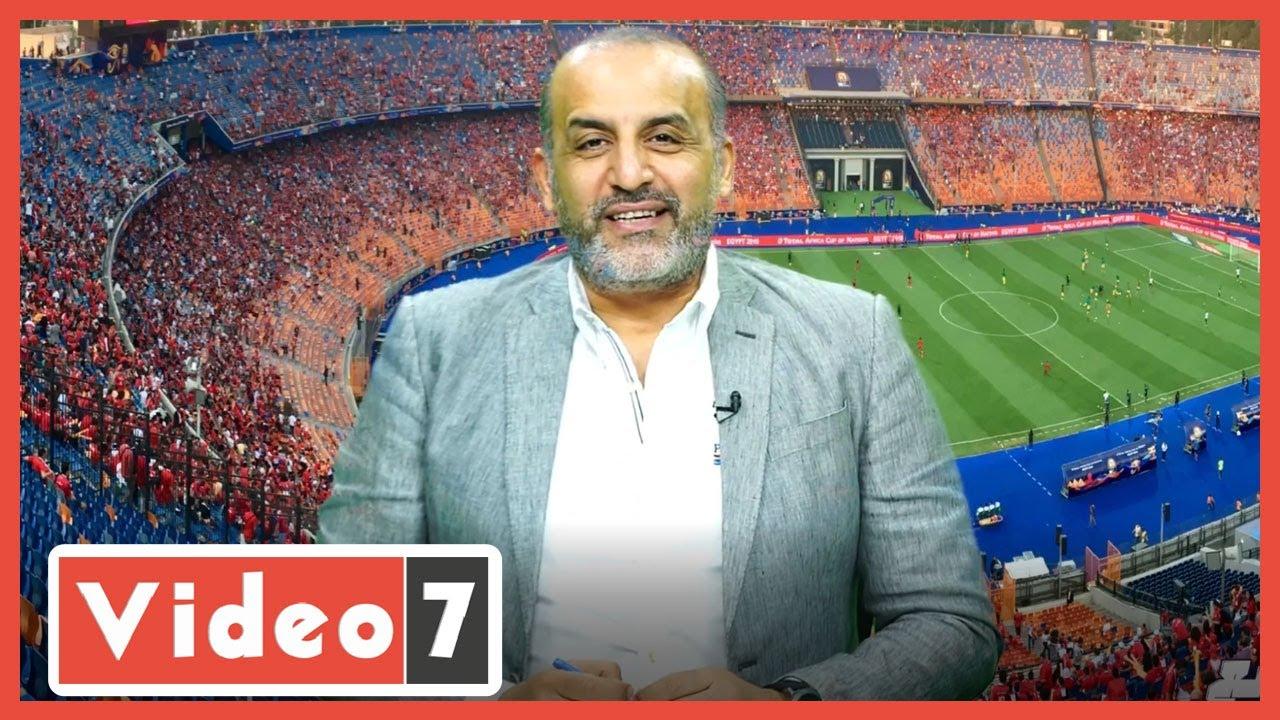 صورة فيديو : شبانة يكشف فى تليفزيون اليوم السابع رحيل عبد السلام عن جهاز الزمالك