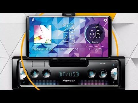 lan amento da pioneer receptor de smartphone sph 10bt youtube. Black Bedroom Furniture Sets. Home Design Ideas