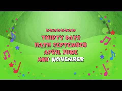 Thirty Days Hath September Story