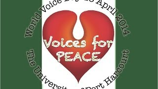 world voice day nigeria 2014 live video stream