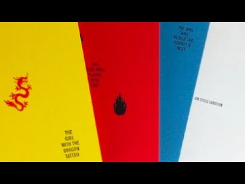 Millennium Trilogy (Stieg Larsson, Deluxe Box Set, Knopf, 2010 [2001, 2008]) || Beautiful Books