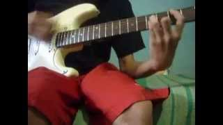 Viejas Locas - Una piba como vos cover guitarra
