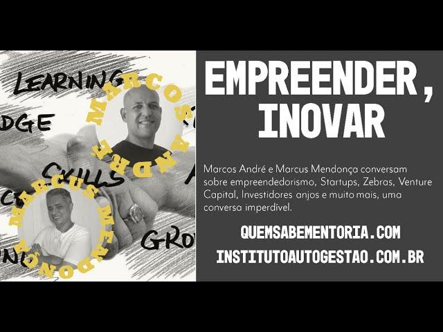 Empreender, Inovar, Zebras, Venture Capital, uma conversa vasta e detalhada.