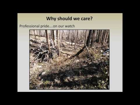 Quaking Aspen Management: A Presentation by the Western Aspe
