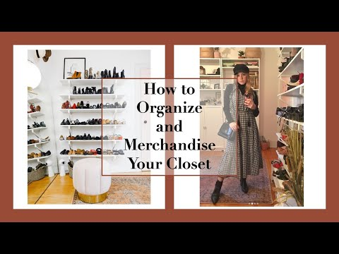 MY DREAM CLOSET TOUR | How I Organize My Closet And Shoe Wall | IKEA Elvarli System | Layla Lane