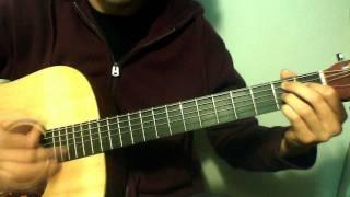 Cancion del Mariachi - Guitar Lesson Part 2 - Tutorial - Antonio Banderas - Desperado - como tocar
