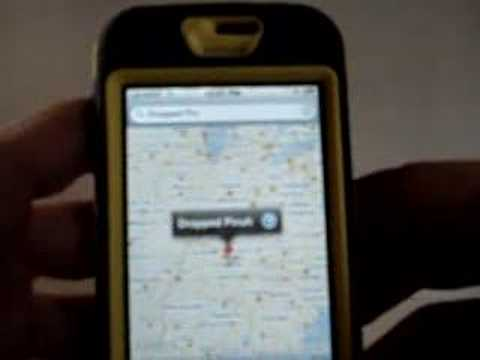 how to drop a pin on iphone apple iphone maps dropped pins removal 20027
